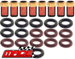 MACE FUEL INJECTOR REPAIR KIT TO SUIT FORD BARRA BOSS 220 230 335 345 5.0L 5.4L V8