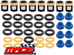 MACE FUEL INJECTOR REPAIR KIT TO SUIT FORD WINDSOR OHV 5.0L V8