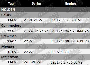 MACE UNBREAKABLE ENGINE MOUNT TO SUIT HOLDEN LS1 L76 L98 5 7L 6 0L V8