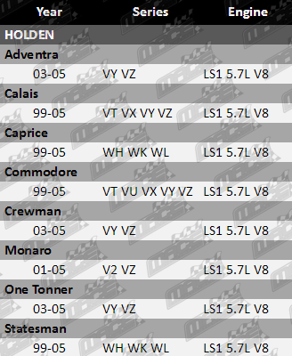 SET OF 8 BOSCH 36LB//380CC FUEL INJECTORS FOR HOLDEN CREWMAN VY VZ LS1 5.7L V8