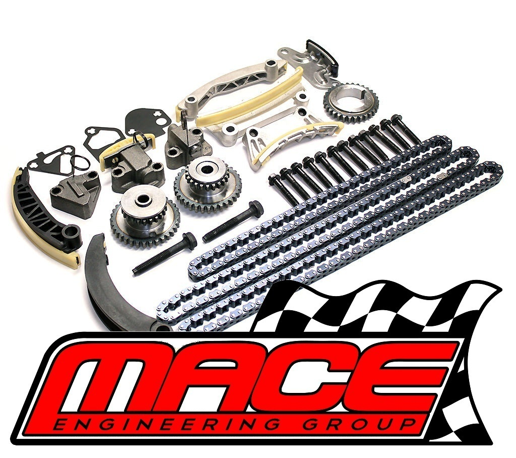 Alloytec & SIDI Timing Chain - Mace Engineering Group